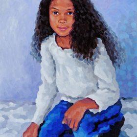 "Joi Payne 18""w x 24""h (45.72cm x 60.96cm)"