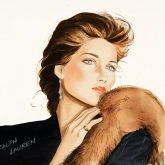 Promo sketch - Polo/Ralph Lauren-Beauty