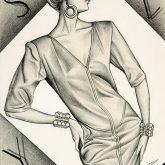 Bloomingdale's Ad - Yves Saint Laurent