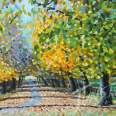 Autumn Leaves Limited Edition Signed Giclee Print2